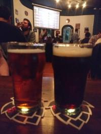 Red Rye IPA y Brown IPA